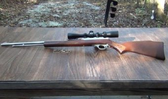 best scope for marlin 60