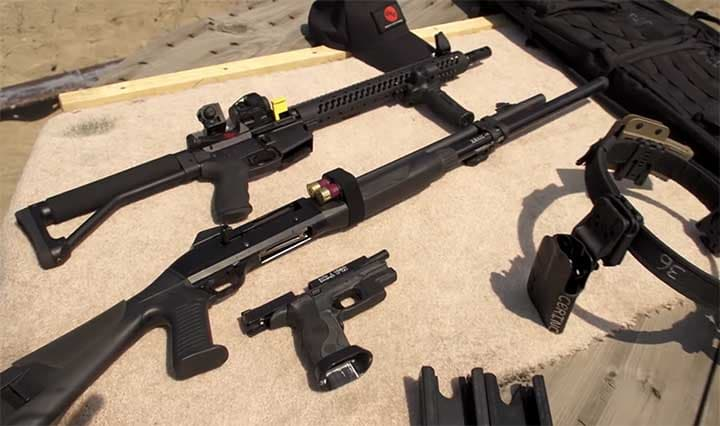 best 3 gun scope