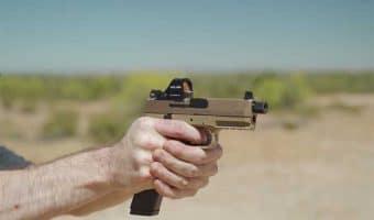 best pistol red dot sight