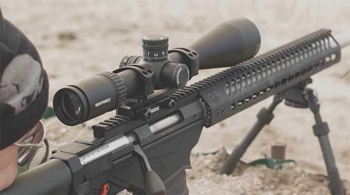 best dmr scope