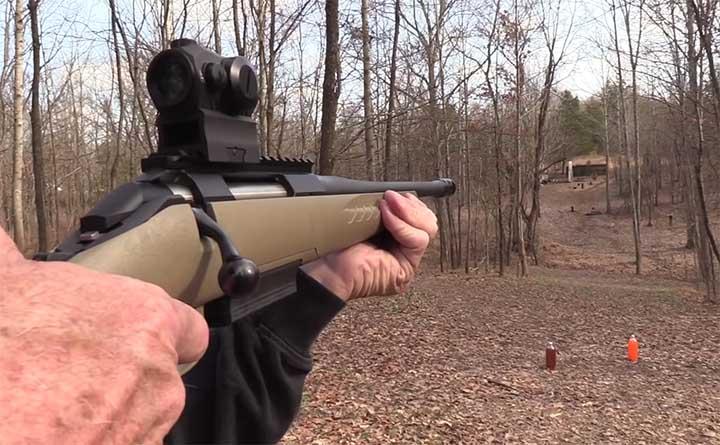 best 450 bushmaster scope